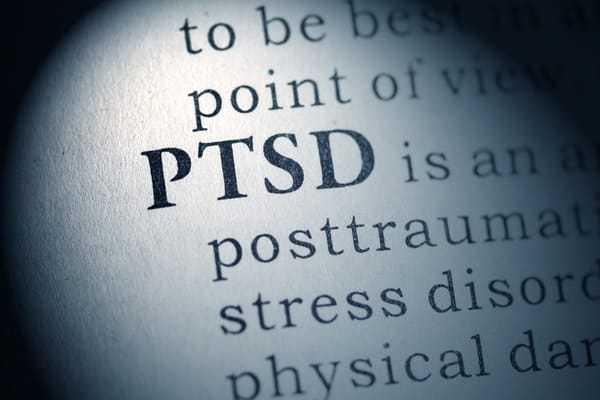 Definition of PTSD in a dictionary